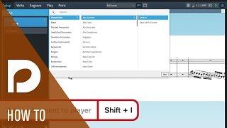 Creating Instrument Changes in Dorico | Setup Mode in Dorico
