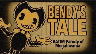 【BATIM PARODY OF MEGALOVANIA 】BENDY'S TALE (UNDERTALE X BATIM)