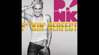 P!nk - Fuckin' Perfect (Official Acapella) [CLEAN]
