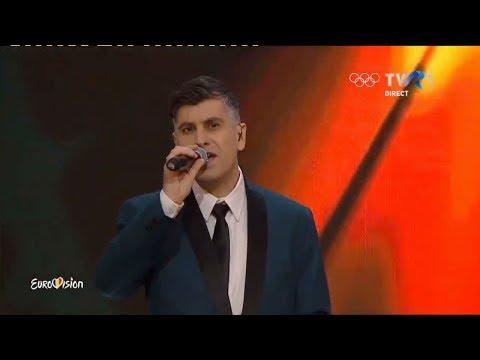 Cristian Siminonescu - Nirvana | Semifinala Eurovision 2018