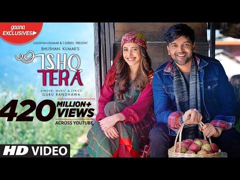 Ishq Tera(Guru Randhawa) Song Lyrics Hindi&English