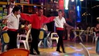 Сиртаки - традиционный греческий танец