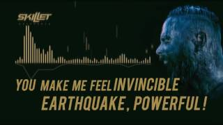 "Skillet - ""Feel Invincible"" [Lyrics Video]"