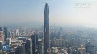 Rising skyline! China's Shenzhen spearheads in making architectural and engineering wonders