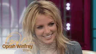 Why Britney Spears Regrets Saying She'd Wait Until Marriage | The Oprah Winfrey Show | OWN