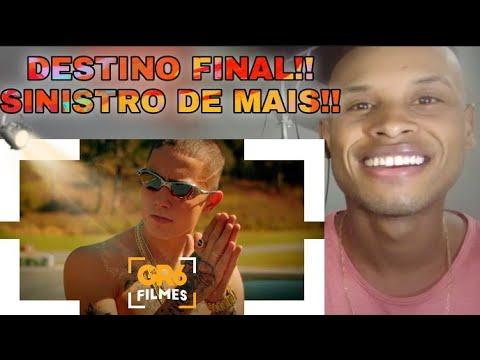 React 🔥 Destino Final/Mc Hariel (GR6 Explode)Dj Pedro.