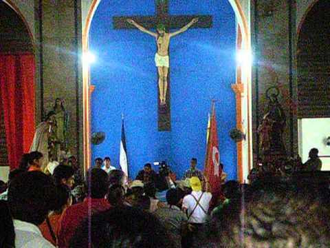 SANTIAGO APÓSTOL DE NICARAGUA. 24 JUL 2012