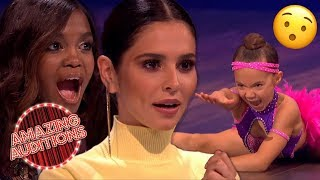 FLAWLESS 7-Year-Old Dancer WOWS Judges | Amazing Auditions