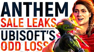 'Leak' Reports Anthem Sold 40% LESS & Has F2P Plan, How Ubisoft Are KILLING It & MS / Sony ALLY