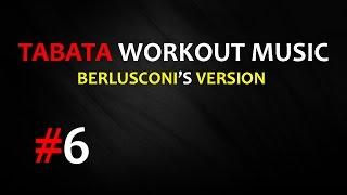 Tabata Workout Music - Berlusconi's version #6 - TIMER