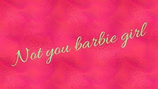 Nightcore (Not your Barbie girl)
