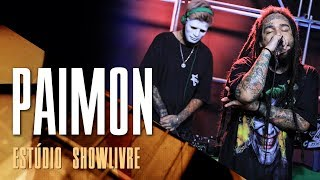 """Enigmática"" - Paimon no Estúdio Showlivre 2018"