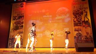 THE SWAG GANG CREW PERFORMANCE