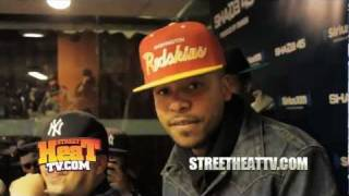 Chinx Drugz live at Shade 45 with Dj kayslay, French montana , Waka flocka