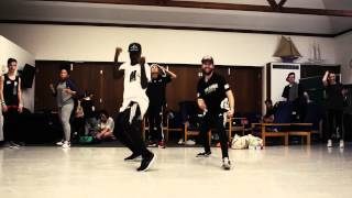 Lean Back ft. FatJoe, Remmy | Choreography
