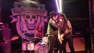 LA Guns : Electric Gypsy @ Live Rooms, Chester, UK 19/03/2017