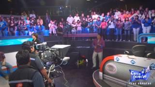 El Set se prende con Jaime Enrique Aymara