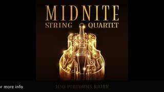 Army of Me MSQ Performs Björk by Midnite String Quartet