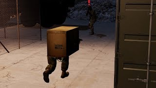Metal Gear 2: Solid Snake C BOX 2.0 (Arma 3)