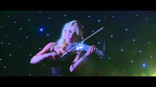Kate Chruscicka - Electric Violinist - Flight of the Bumblebee - Live at the Macron Stadium (Bolton)
