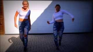 Hey Mama - David Guetta ft. Nicki Minaj | @MattSteffanina choreography-cover by Stine & Maria