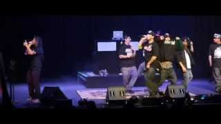 Young Chop & Ezale Performing at Theatre DeVille