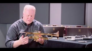 Bach LT1901B Stradivarius Commercial Series Bb Trumpet LT1901B Lacquer
