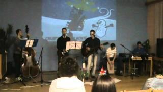 Chlupy v zipu - vánoční besídka 2011 - Let it be (The Beatles)