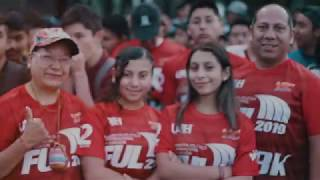 Carrera Atlética FUL 2019 . Feria Universitaria del Libro 2019 UAEH