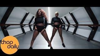 Sneakbo ft Afro B & Team Salut - Body Close (Dance Video) | Chop Daily