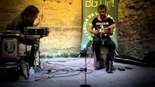 Crudo Pimento - Tic Tac Toc (Directo Muralla Árabe para el Big Up Calle 2013)