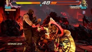 Tekken 7 YEAH MENTOR
