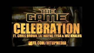 The Game - Celebration ft. Chris Brown, Lil Wayne, Tyga & Wiz Khalifa (Audio)