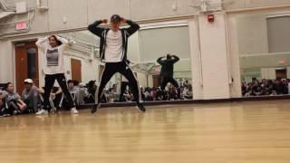 "Tim Hwang — Mario ""Let Me Love You"" Choreography"