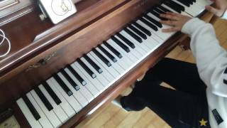 One Summer's Day - piano cover