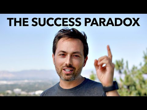 Success paradox