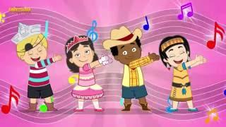 Dim Dom - Turma da Corujinha Encantada - Clipe Infantil