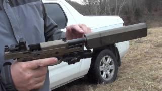 FNP 45 Handgun Silencer Comparison
