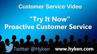 Best Customer Service Line Ever Says Keynote Speaker Shep Hyken