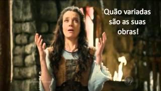 NOVELA OS DEZ MANDAMENTOS: Músicas cantadas por Miriã