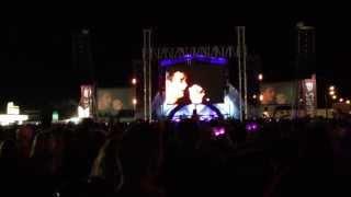 Keane Live @ expofacic 2013