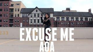 AOA - Excuse Me - Lisa Rhee Dance Cover