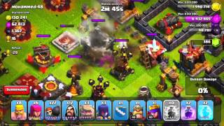 Clash of Clans - High Level Raids + Live Stream Planning
