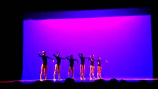 Thunder and Lightning  - Recital 5 28 16