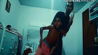 Dançando com as crianças - (Solo funk - Cavaco)