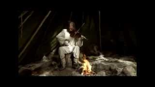"KORPIKLAANI - Tuomas Rounakari Plays ""Langetus"" by Shamanviolin (OFFICIAL VIDEO)"