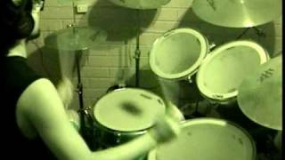 Static X - Dirthouse - drum cover