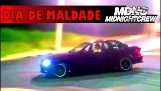 MidnightCrew - Dia de Maldade 😈