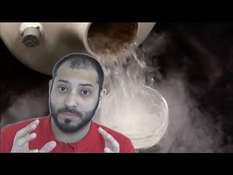 ليه مش بنتجمد من النايتروجين السائل | liquid Nitrogen - Leidenfrost effect