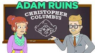 Christopher Columbus Was a Murderous Moron